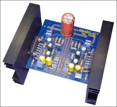 NS166 - Усилитель НЧ 2х25 Вт (TDA1515)
